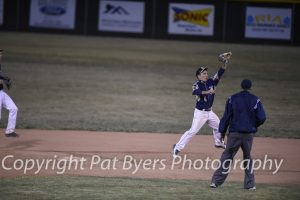 RHS Boys Varsity Baseball vs. Glenwood 04 07 2015