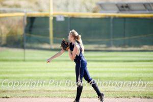 RHS Girls Varsity Softball vs Palisade 10 06 2015