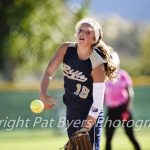 Softball Team Sweeps Palisade, Wins League Title
