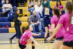 RHS Girls J V Volleyball vs Steamboat 10 24 2015
