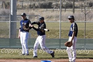 RHS Varsity Baseball vs Denver North 2016