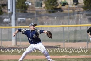 RHS Varsity Baseball vs Steamboat March 19 2016