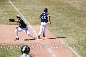 RHS Varsity Baseball vs Summit County 04 02 2016