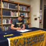 Chaney Signs Letter of Intent to Play at Augustana