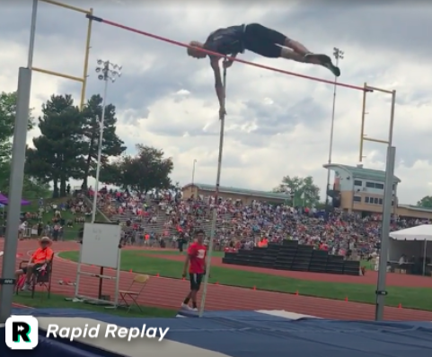 Video Highlights @ State Track Meet