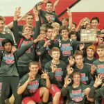 Heritage Wrestling Team Finishes Well In the State Tournament Again