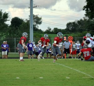 Football Jamboree and Scrimmage Pics