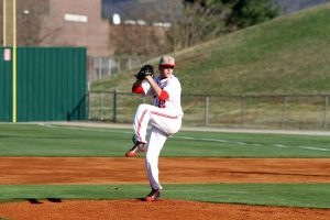 HHS vs Maryville Baseball 3-25-2015