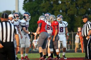 Heritage vs. South Doyle Football Pictures
