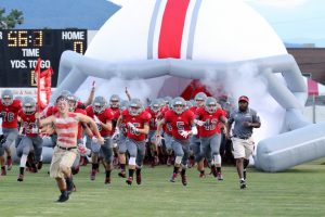 HHS vs. William Blount Football Pictures