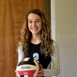 Keeble Makes Volleyball All-State Team