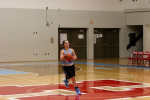 JV Girls Basketball Pictures vs. Maryville