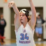 Maddie Sutton Joins Lady Mountaineer Basketball 1000 Point Club