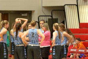 Girls J.V. Basketball vs. William Blount