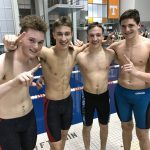 Swim Team Does Well at the KISL Championships