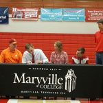 Brady Orr Signs at Maryville College to play Golf