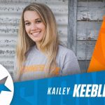 Kailey Keeble Signs Volleyball Scholarship with the University of Tennessee