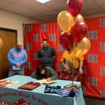 Kacie McBurnett Signs to Play Volleyball at Hiwassee College