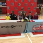 Courtney Deck Signs to Play Softball at Hiwassee College