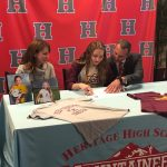Clare Nash Signs to Play Soccer at Freed-Hardeman University