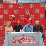 Max Bowers Signs Baseball Scholarship to Tennessee Wesleyan University
