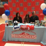 Tiffany Kessock Signs to Play Softball at Roane State Community College