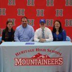 Tyler Hurst Signs to Play Football at Thomas More University