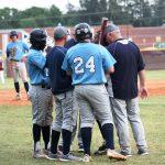 Varsity Baseball Loses Close Game to Pelion
