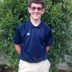 Griffith Earns All-Region in Golf