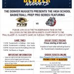 IMPORTANT UPDATE-Prairie View vs Brighton at Pepsi Center 2/4/20