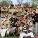 JV Baseball Wins Maple Valley Tourney