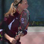 Girls Varsity Tennis Results from Saturday April 21 Quad