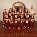 JV Girls Basketball WIN by Four!