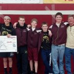Three Wrestlers Advanced to States