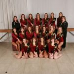 Gymnastics Ties for 1st Place in Tri-Meet
