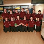 Boys Bowling Team Places 6th at Regionals