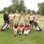 Girl's Golf Rated 8th in the State!