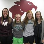 Girl's Golf Academic All-State