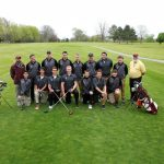 Boys Golf Advanced to the Team Regional!