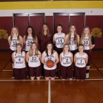 8th Grade Gold Girls Basketball Team Battled Pennfield