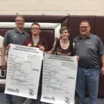 Congratulations to Corey Gamet and Luke Raczkowski for Winning the Wrestling Regional!