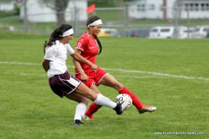 Girls Soccer vs. Coldwater