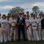 JV Baseball Wins Jackson County Tournament!