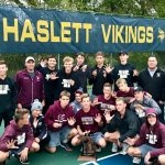 Varsity Boys Tennis Wins the Regional Title – 5 Years in a Row!