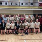 Volleyball Wins District Tournament!