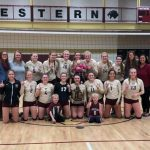 Varsity Volleyball Ends Season in Game 5 at Regional Tournament