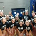 Competitive Cheerleading Raised Money for Camp Liberty