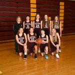 8th Grade Maroon Girls Basketball Defeats Northwest!