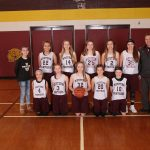 7th Grade Maroon Girls Basketball Defeats Northwest