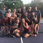 Girls Tennis – Going to the State Tournament!!